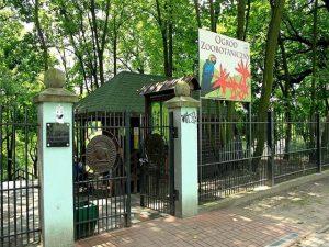 Ogród zoobotaniczny Toruń - zobacz go z przewodnikiem
